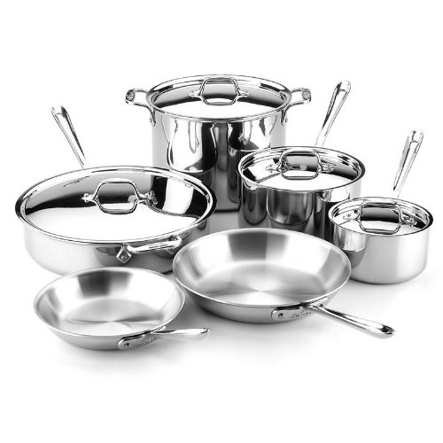 2015 Best Stainless Steel Cookware Sets Amp Reviews