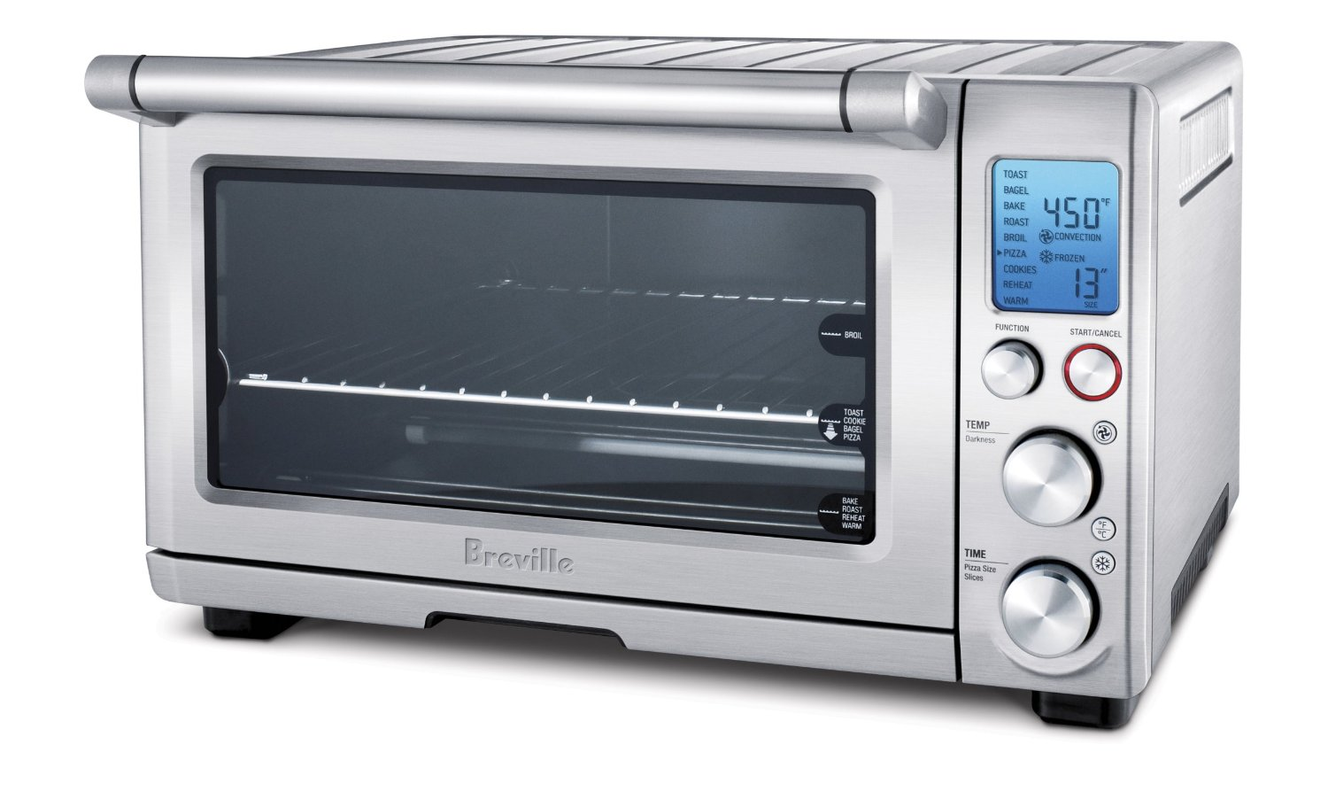 Countertop Convection Oven With Microwave : breville toaster oven top best toaster oven convection oven 2013