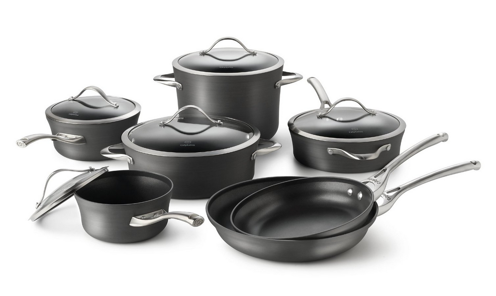 2015 Calphalon Contemporary Nonstick Cookware Sets & Review ...