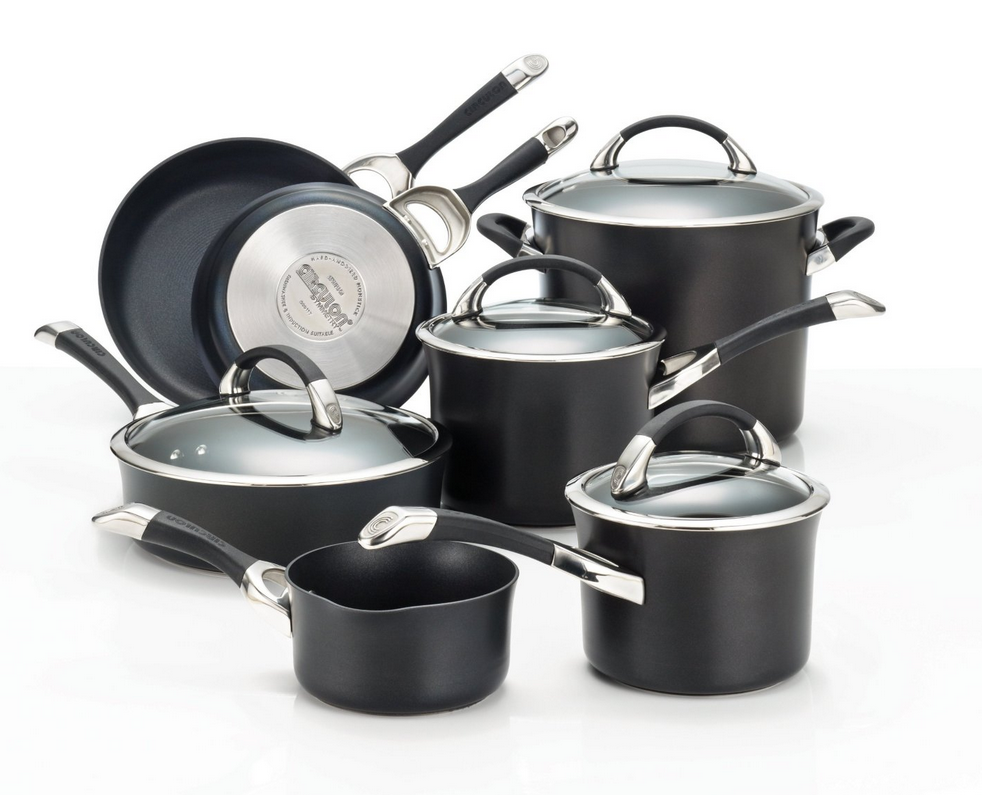 Circulon Symmetry Hard Anodized Cookware
