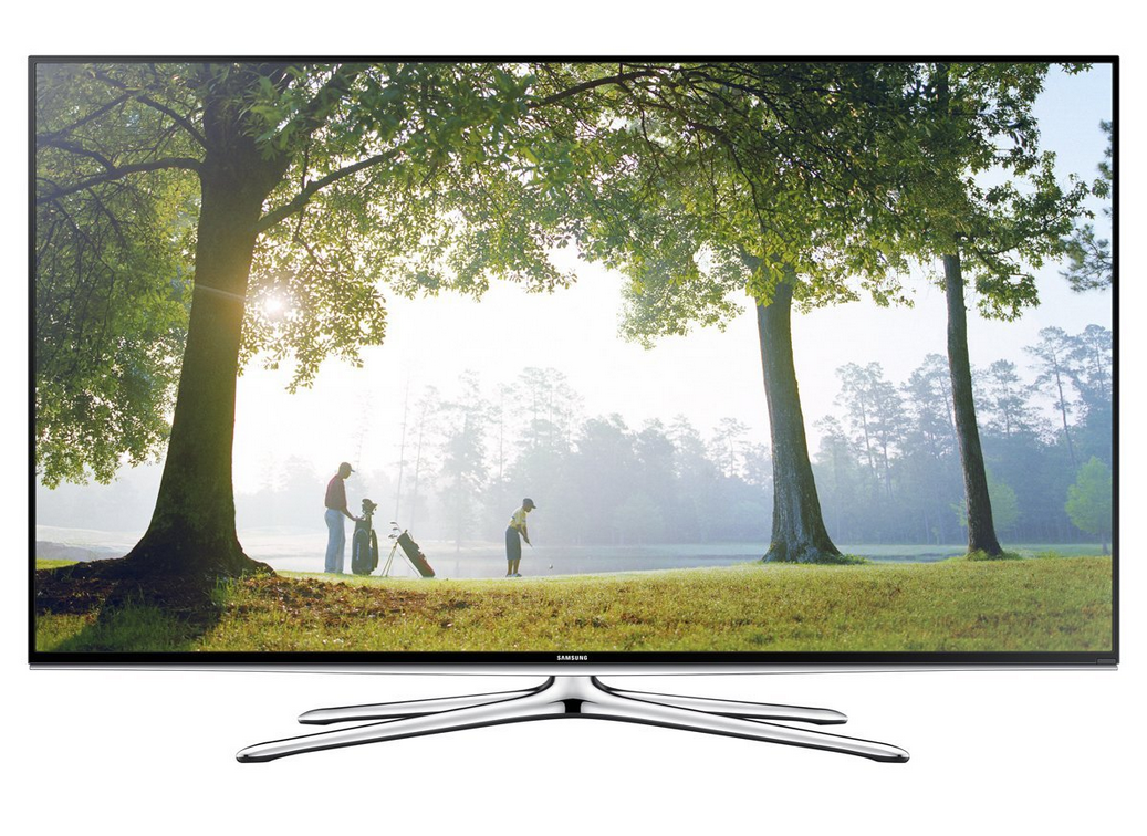 Samsung Smart Led Tv : Samsung UN60H6350 60-Inch 1080p 120Hz Smart LED TV