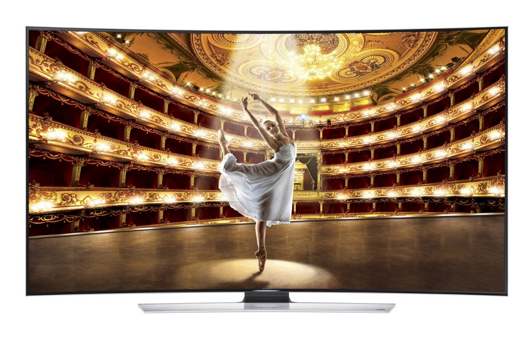 Samsung 65 inch 4K Curved Smart LED TV