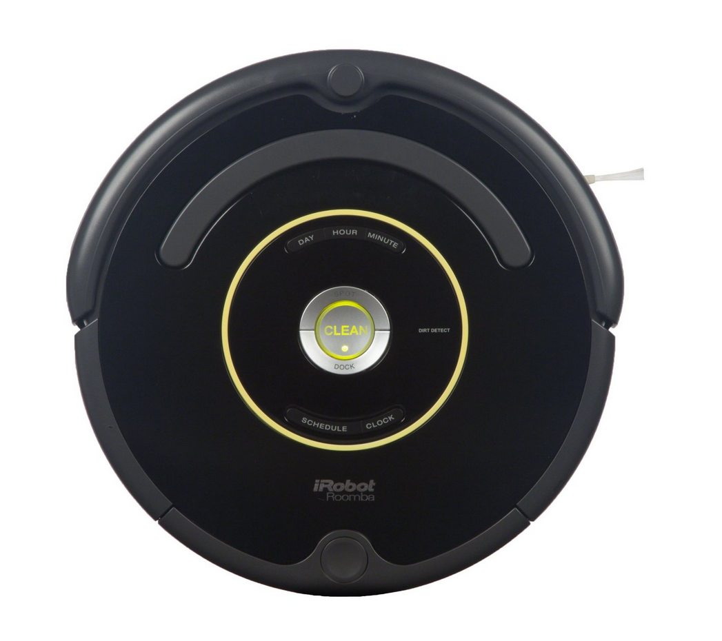 iRobot Roomba 660 Robotic Vacuum Cleaner