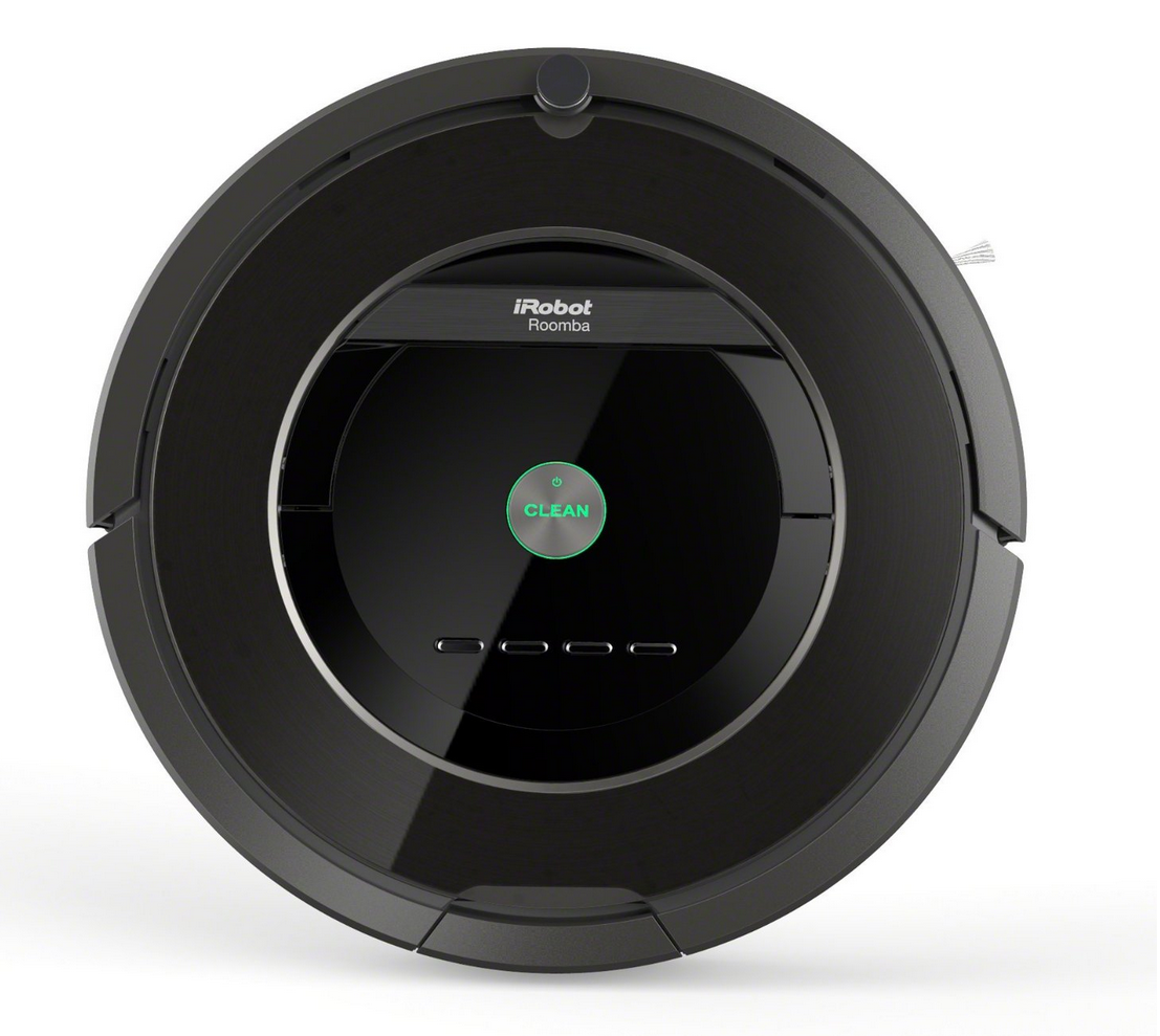 iRobot Roomba 880 Robotic Vacuum for Pets and Allergies