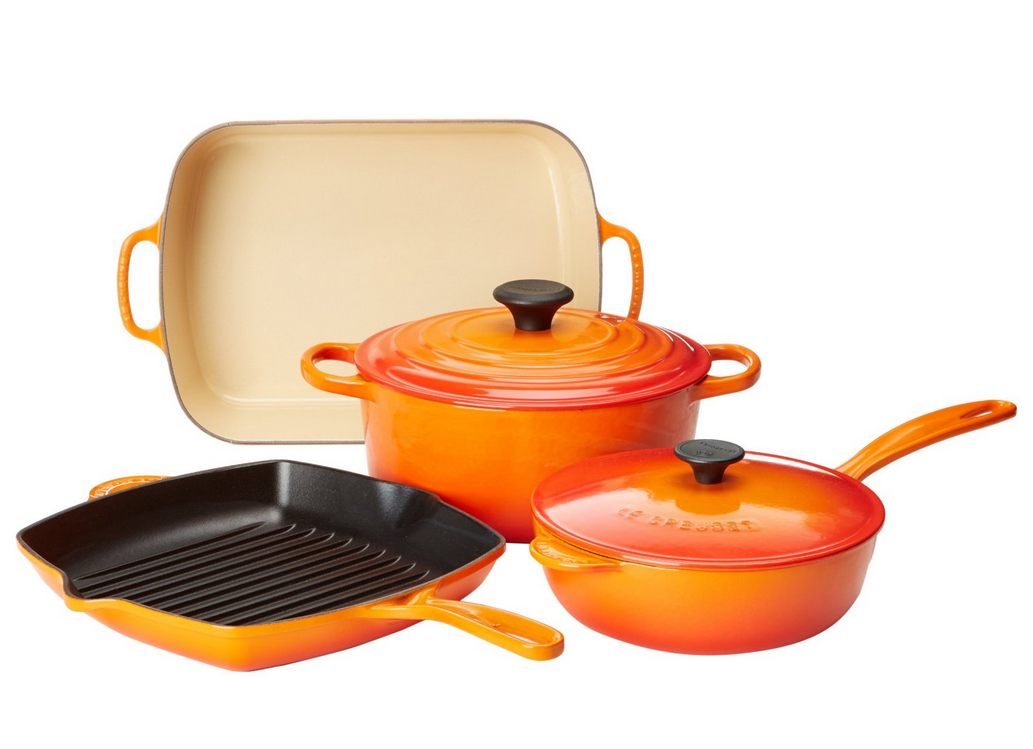 2015 best le creuset cookware sets reviews product reviews best of 2015. Black Bedroom Furniture Sets. Home Design Ideas