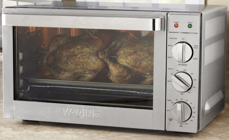 best convection toaster oven waring pro convection toaster oven