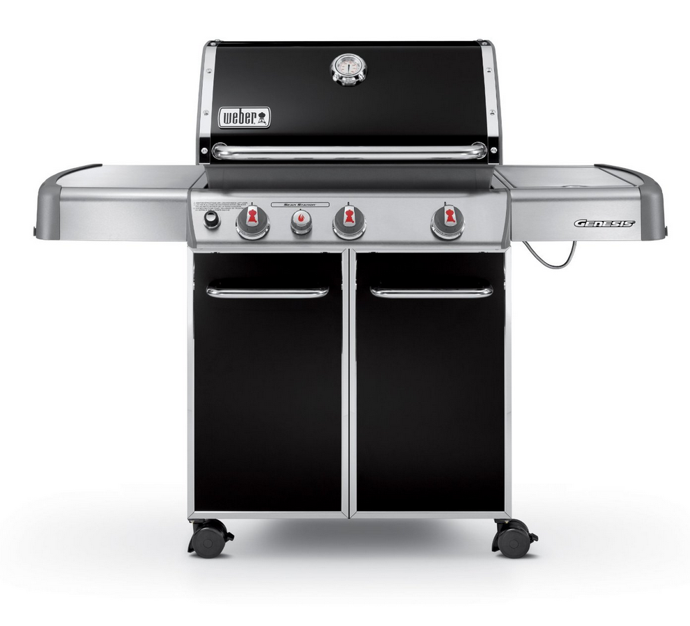Best Gas Grill 2015 Weber Genesis E 330 Grill Part 38