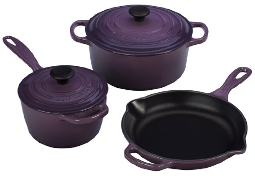 best le creuset cookware 2015 cassis purple