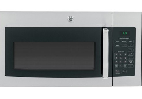 best over the range microwave oven GE