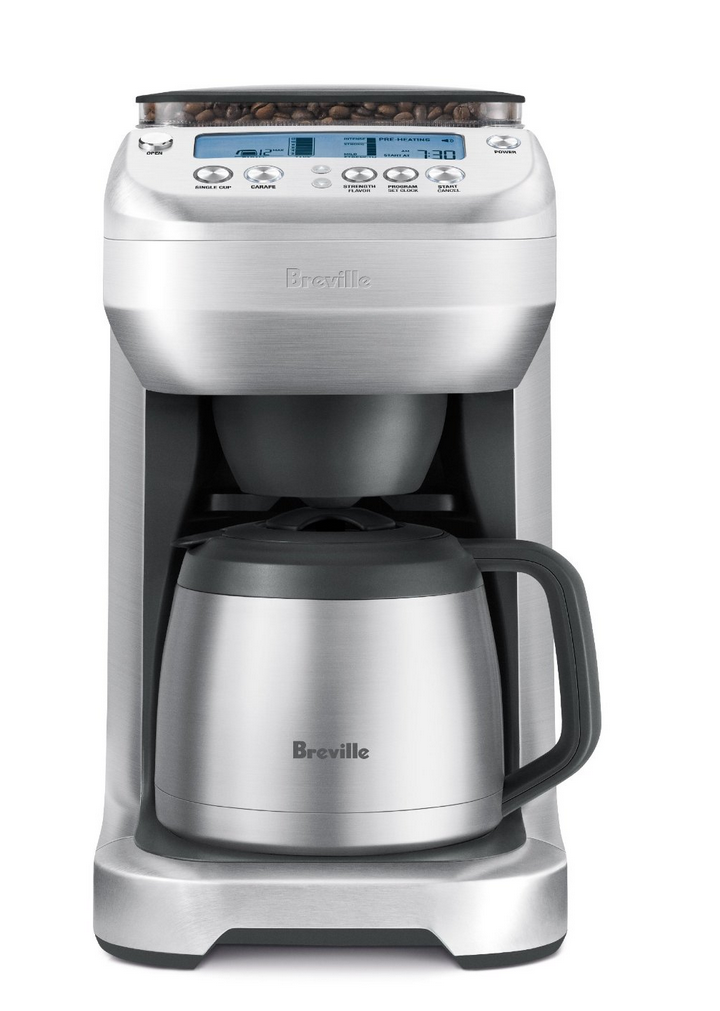 Breville Coffee Maker How To Use : Breville BDC600XL Youbrew Coffee Maker Product Reviews & Best of 2017