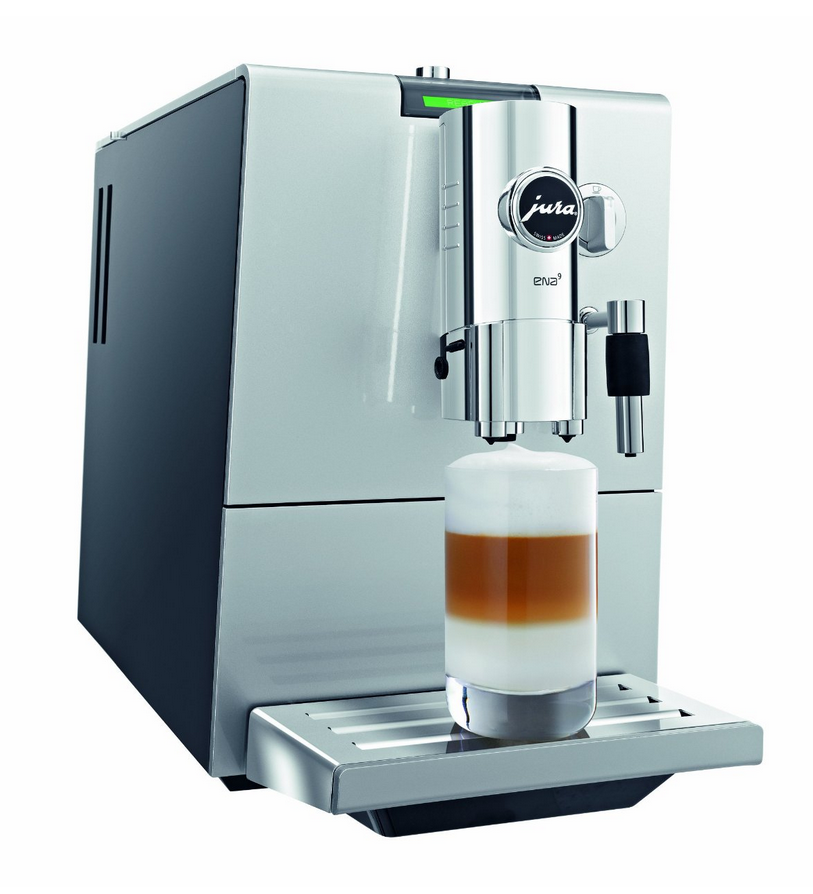 jura ena 9 one touch espresso machine