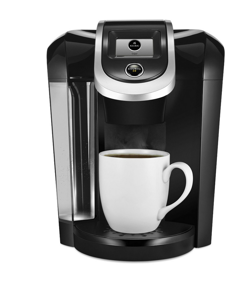 keurig 2.0 k300 coffee maker brewing system with carafe