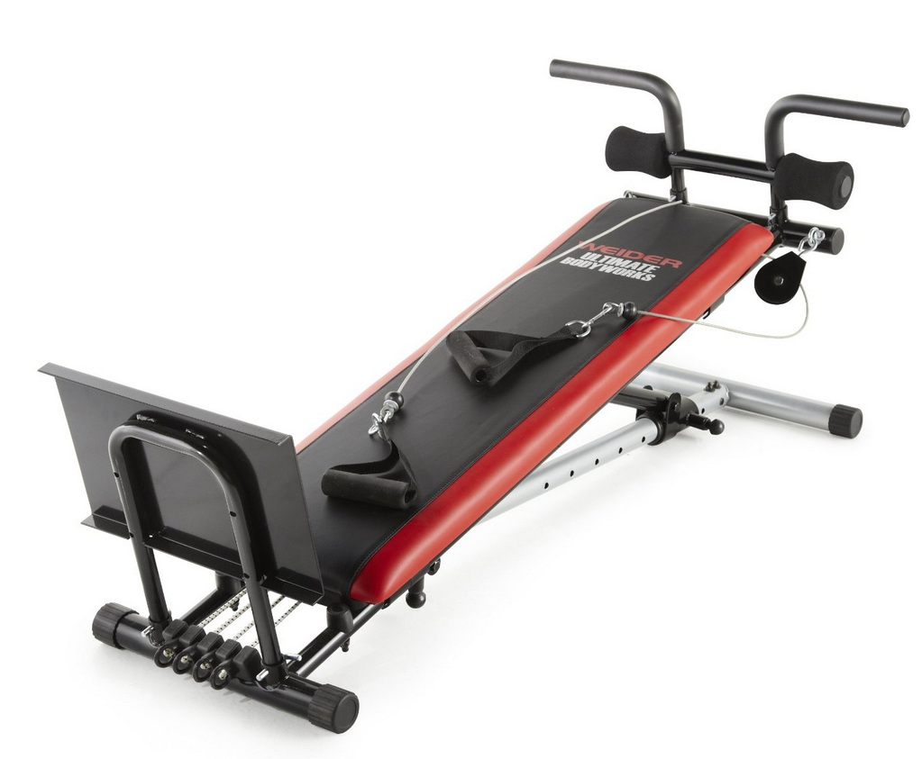 Weider Ultimate Body Works home gym