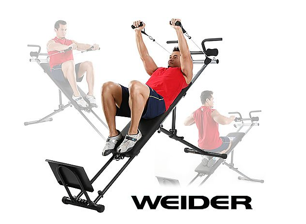 Weider total body works 5000 home gym