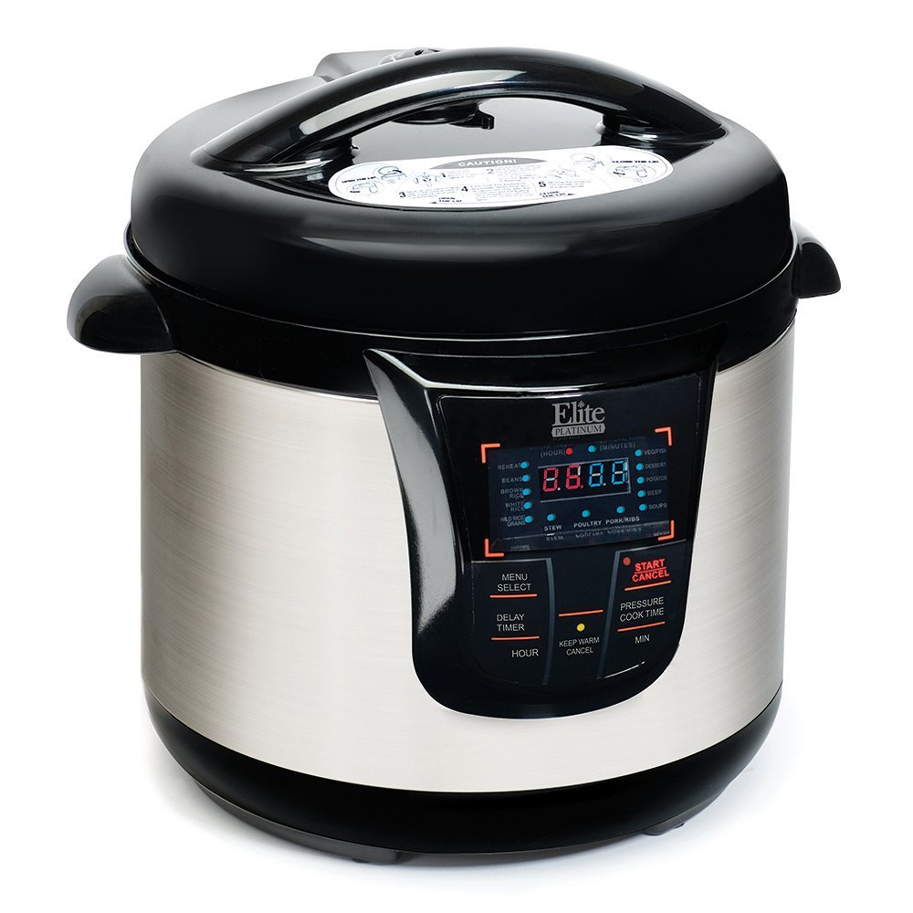 best electric pressure cooker 2015 maximatic electric pressure cooker