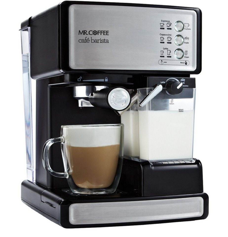 best espresso machine under 200 mr coffee