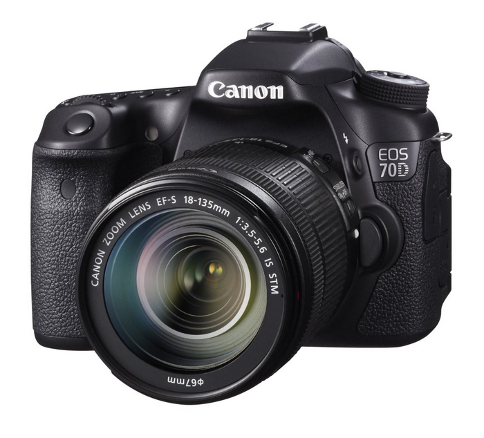 canon eos 70d camera body bundle lenses