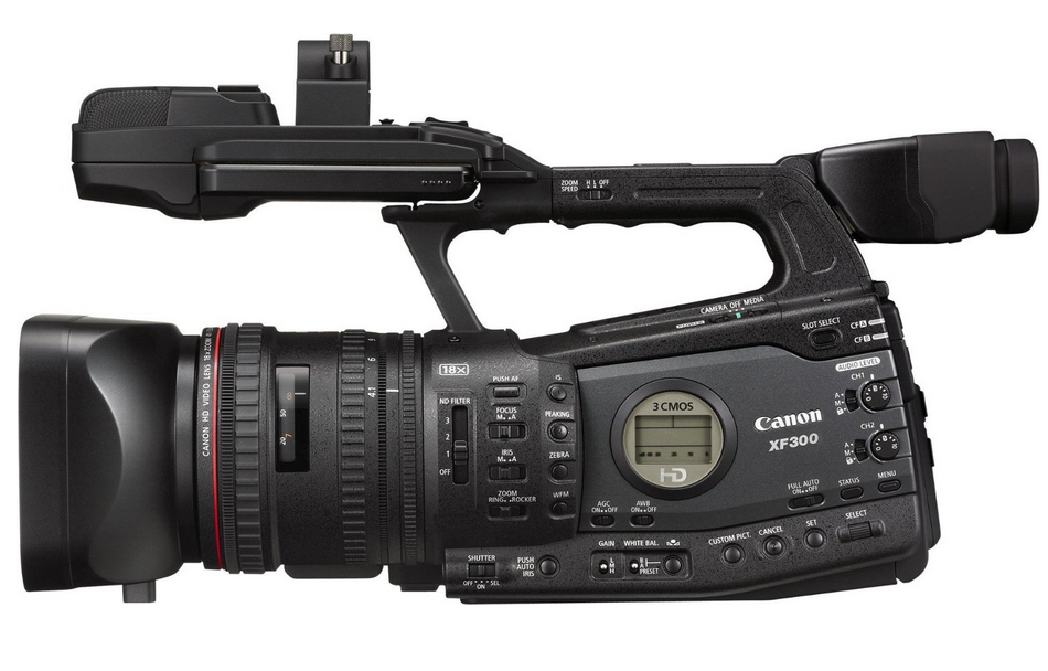 best canon professional video cameras camcorders 2015 xf3000