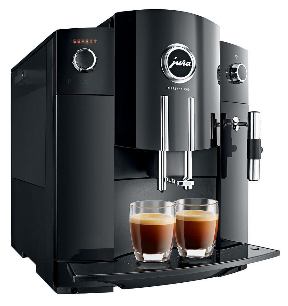 jura impressa c60 coffee machine