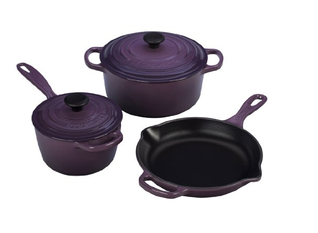 Le Creuset Cassis Cookware Product Reviews Amp Best Of 2017