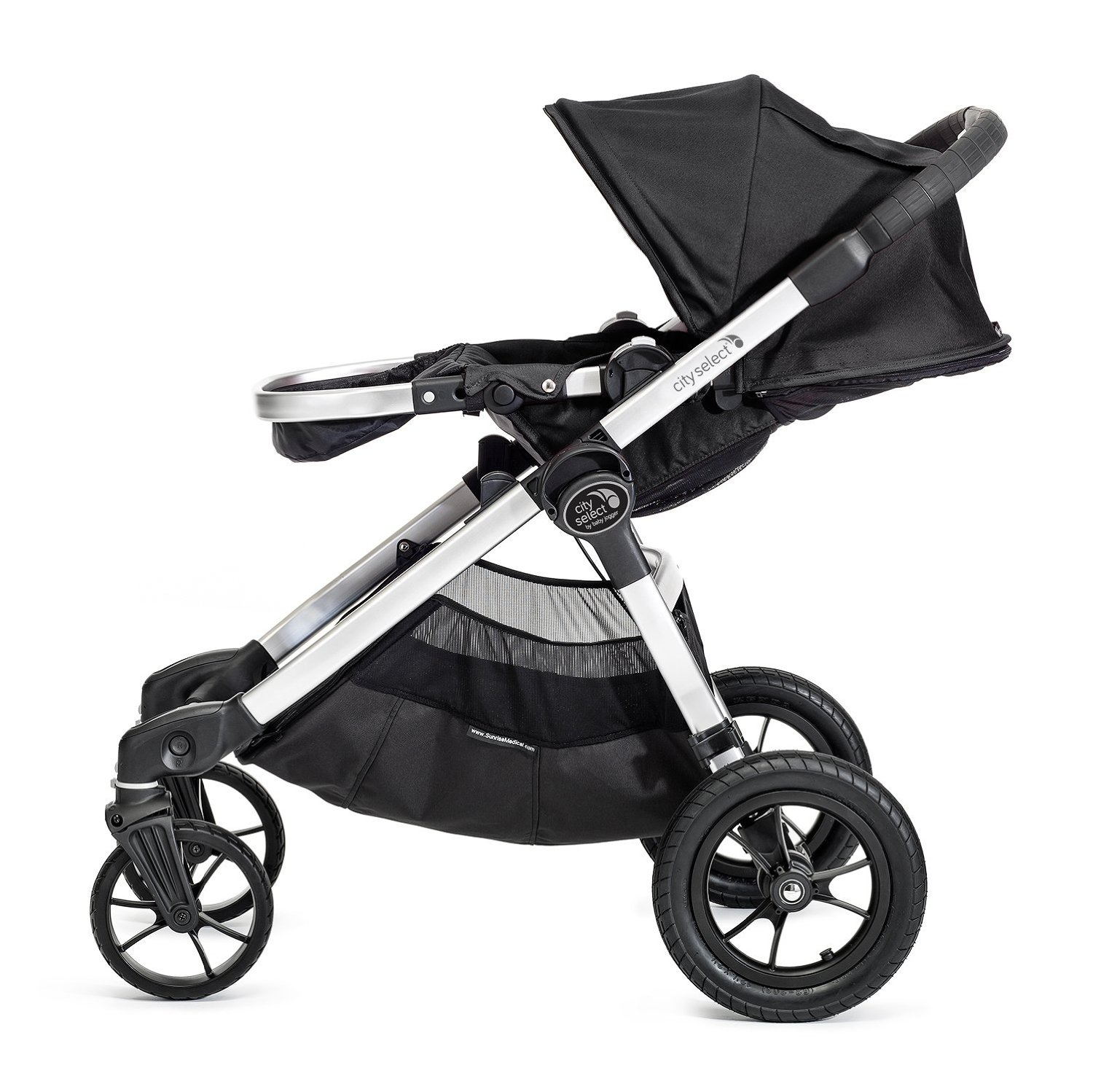 city select single stroller