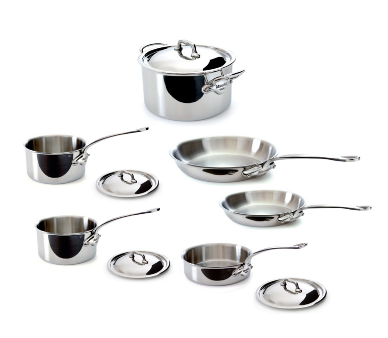 Mauviel M Cook Cookware Set