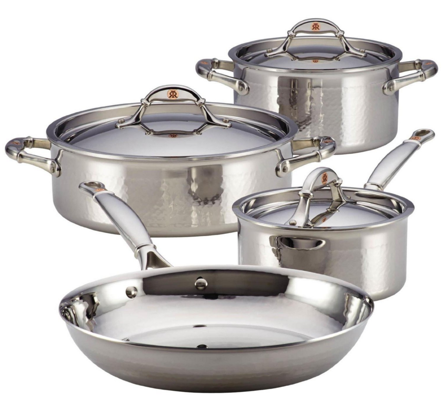 ruffoni stainless steel cookware